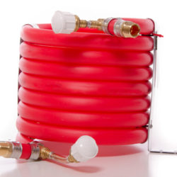 exchilerator mini counterflow wort chiller for homebrewing