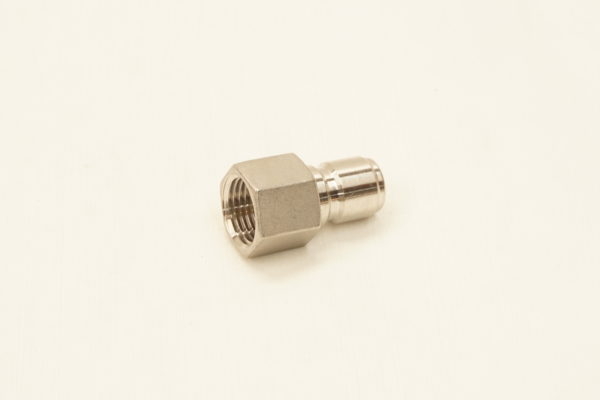 """1/2"""" Male Quick Disconnect x 1/2"""" Female N.P.T Fitting"""
