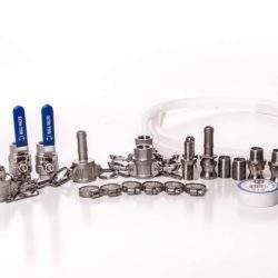 Big fitting pack - all the fittings you need for pump based home brewing and chilling